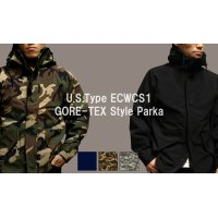 U.S.TYPE ECWCS1 GORE-TEX STYLE PARKA