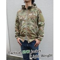 US TYPE TACTICAL SNP JACKET LIGHT WEIGHT