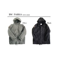 GERMANY TYPE PARKA with LINER