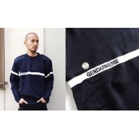 FRENCH TYPE FIREMAN LINE SWEATER