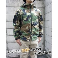 US TYPE TACTICAL SNP SOFT SHELL JACKET