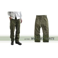 US TYPE M47 HBT PANTS