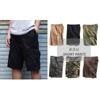 US TYPE B.D.U SHORT PANTS