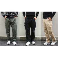 US TYPE B.D.U PANTS -COTTON SLIM-