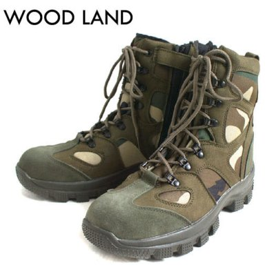 Photo2: CONQUEROR TYPE TACTICAL BOOTS