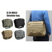 B-35 MOLLE SHOULDER BAG