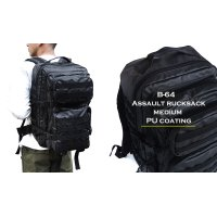 B-64 ASSAULT RUCKSACK M (PU-COATING)