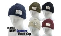 US TYPE NAVY SUMMER WATCH CAP